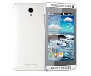 J ONE Mini Spreadtrum SC6820 Smartphone Android 4.1.1 Capacitive Touch Screen White