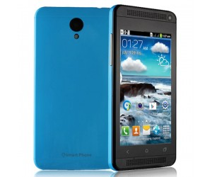 J ONE Mini Spreadtrum SC6820 Smartphone Android 4.1.1 Capacitive Touch Screen Blue