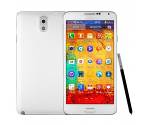 Air Gesture VG-N9006 Note3 Smartphone Dual Core Android 4.3 pantalla de 5.5pulg color blanco