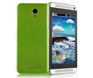 J ONE Mini Spreadtrum SC6820 Smartphone Android 4.1.1 Capacitive Touch Screen Green
