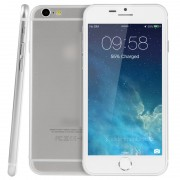 Goophone i6 1:1 Silver 8GB 4.7in 3G Android 4.4.2 MTK6582 Quad Core 1.3GHz RAM 1GB WCDMA/GSM
