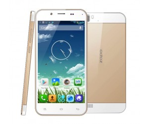 ZOPO ZP1000 1+16G 5.0in Android 4.2 MTK6592 Octa-Core 1.7GHz Processor Smartphone Golden