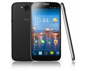 Celular ZOPO ZP990+ 6.0pul Corning Gorilla Glass Android 4.2 MTK6592 8 núcleos 1.7GHz 2GB+32GB negro