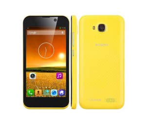 ZOPO ZP700 4.7in screen MTK6582 Quad Core 1.3GHz Android 4.2 4GB+1GB Cell Phone Yellow