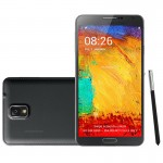 Phablet VG-N900 N3 Black 3G Android 4.2 Quad Core 5.7in HD IPS Capacitive Screen with logo