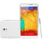 Phablet VG-N900 N3 White 3G Android 4.2 Quad Core 5.7in HD IPS Capacitive Screen with logo