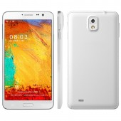 3G Phablet N3 White Octa Core Motions and Gestures Android 4.2.2 RAM 1GB 5.5inch QHD IPS Screen