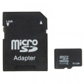 8GB High Speed Class 10 Micro SD TF Memory Card Real Capacity