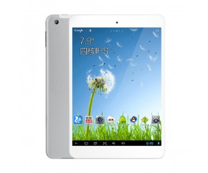 Tablet PC Onda V819mini A31s Quad-Core Android 4.2 16G ROM/4K Video 7.9in IPS Screen Silver