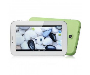 Tablet PC IPPO F815 MTK6515 2G Android 4.1 with Bluetooth 7in Capacitive Touch Screen Green