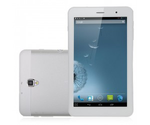 IPPO T7 Tablet PC Dual-Core 3G WCDMA GPS Bluetooth 1G RAM 7 inch Capacitive Touch Screen Silver