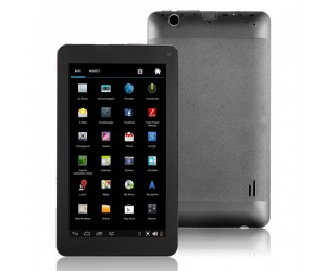 VG-V8 Tablet PC Dual-Core Android 4.2 HDMI/4G R0M/Dual-Camera 7 inch Touch Screen Grey