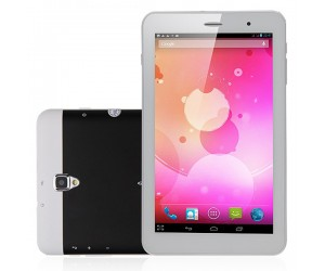 IPPO T7 Tablet PC Dual-Core 3G WCDMA GPS Bluetooth 1G RAM 7 inch Capacitive Touch Screen Black