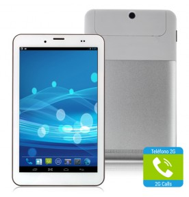 FSL 760 Dual-Core Tablet PC 2G Phablet Android 4.2.2 1G RAM HDMI 7 inch IPS Touch Screen White