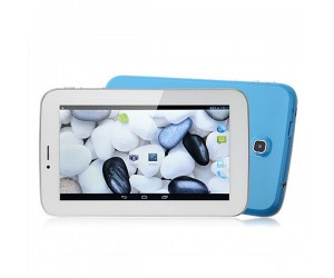 Tablet PC IPPO F815 MTK6515 2G Android 4.1 with Bluetooth 7in Capacitive Touch Screen Blue
