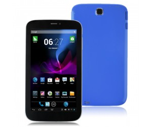 VG-V88 Tablet PC Dual Core 2G Phablet Android 4.2 with 512M RAM HDMI 7 inch HD Screen Blue