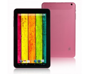 GT90X Allwinner Tablet PC Android 4.2.2 with HDMI/8G ROM 9inch Capacitive Touch Screen Pink