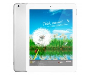 Tablet PC Onda V975S Quad-Core A31s Android 4.2 with 1G RAM/16G ROM 9.7in Screen Silver