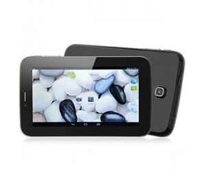 Tablet PC IPPO F815 MTK6515 2G Android 4.1 with Bluetooth 7in Capacitive Touch Screen Black
