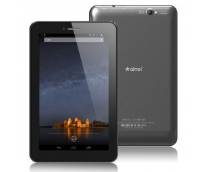 AINOL AX1 Tablet PC Quad-Core 3G Android 4.2.1 GPS 1G RAM 7 Inch Capacitive Touch Screen Black