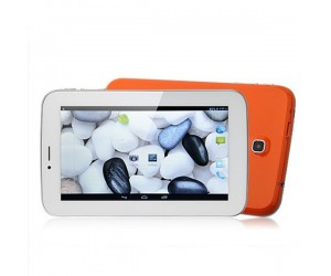 Tablet PC IPPO F815 MTK6515 2G Android 4.1 with Bluetooth 7in Capacitive Touch Screen Orange