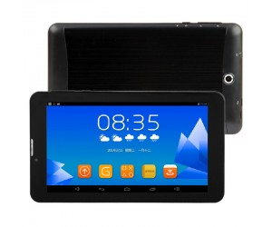 Tablet PC VHSD-7051 Black 3G/2G Mobile Phone 7in HD Screen Android 4.2.2 512MB RAM 4GB ROM