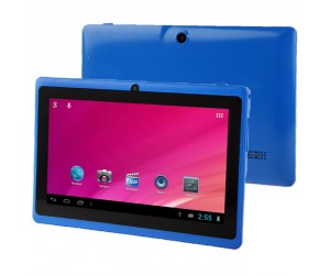 VG-7082 Blue 7.0in Capacitive Screen Android 4.0 Tablet PC 512MB RAM 4GB ROM Dual Core