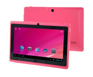 VG-7082 Pink 7.0in Capacitive Screen Android 4.0 Tablet PC 512MB RAM 4GB ROM Dual Core