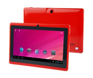 VG-7082 Red 7.0in Capacitive Screen Android 4.0 Tablet PC 512MB RAM 4GB ROM Dual Core