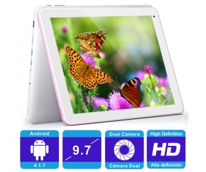 CHUWI V99 Quad Core Android 4.1.1 Tablet PC 2G RAM 9.7 Retina Capacitive Touch Screen