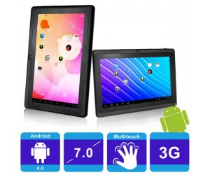 B-Pad 717 4G BOXCHIP A13 Cortex a8 1.2GHz Android 4.0 Tablet PC Black 7 inch Capacitive Touch
