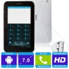 FSL 730T Rockchip RK2928 Quad Band 2G Talk Tablet PC White Bluetooth Wi-Fi 7 Capacitive Touch